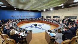 NATO Defence Ministers meeting in Brussels. Photo Credit: NATO.