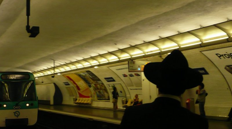 judaism jew subway