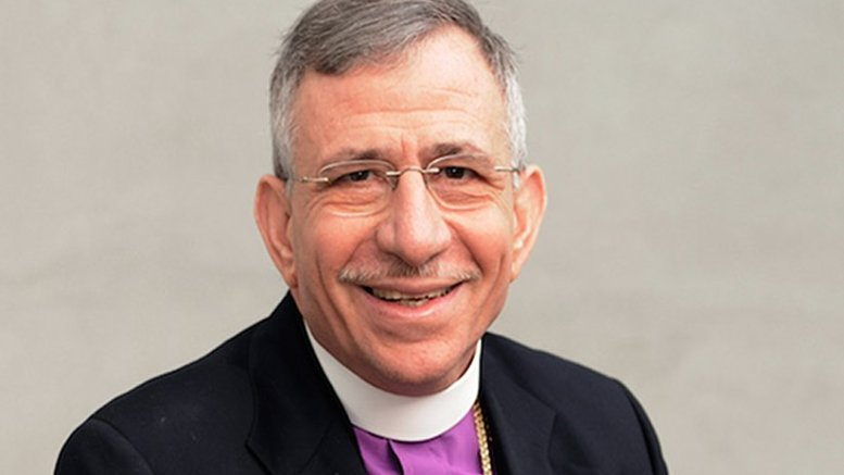 Evangelical Lutheran Church Bishop Munib A. Younan of Palestine is to be awarded the 34th Niwano Peace Prize. (Photo courtesy of the Niwano Peace Foundation)
