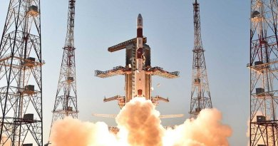 Antrix launch of Polar Satellite Launch Vehicle (PSLV). Photo Credit; Antrix and Indian Government.
