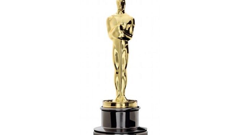 Academy Awards's Oscar trophy. Source: Wikipedia Commons.