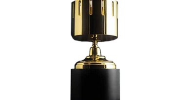 An Annie Award statuette. Source: Wikipedia Commons.