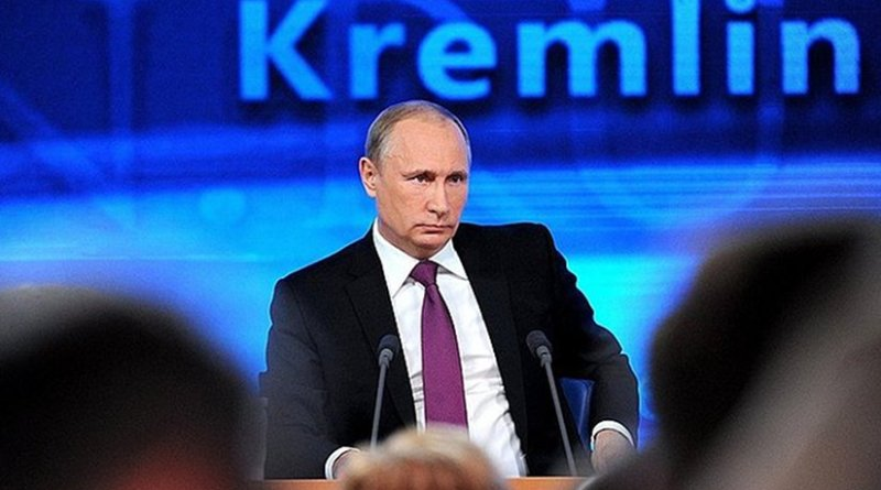Russian President Vladimir Putin. Photo Credit: Kremlin.ru