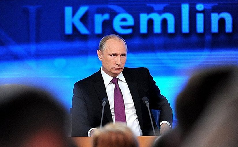 Russian President Vladimir Putin. Photo Credit: Kremlin.ru