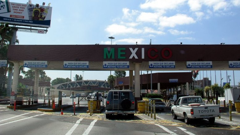 Mexico-United States border