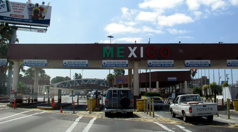 Mexico-United States border