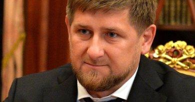 Chechnya's Ramzan Kadyrov. Photo Credit: Kremlin.ru