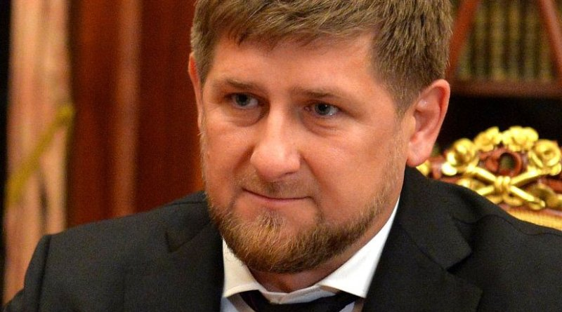 Chechnya's Ramzan Kadyrov. Photo Credit: Kremlin.ru