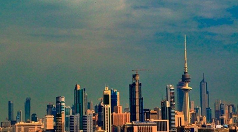Kuwait City. Photo by Mohammad Alatar, Wikipedia Commons.