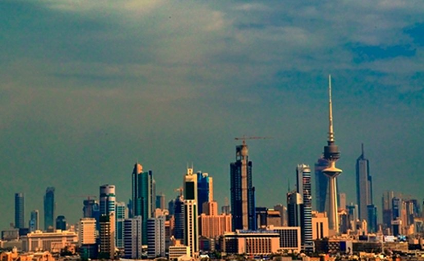 Kuwait City. Photo by Mohammad Alatar, Wikipedia Commons.