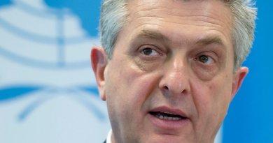 Filippo Grandi, UN High Commissioner for Refugees. Credit: UN Photo/Jean-Marc Ferré.