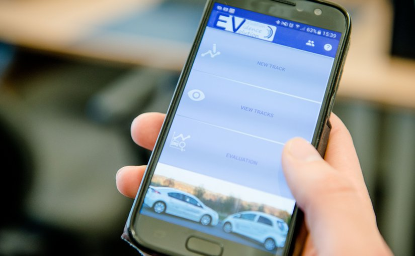 This app might facilitate the decision-making process for users interested in electric cars. © RUB, Marquard