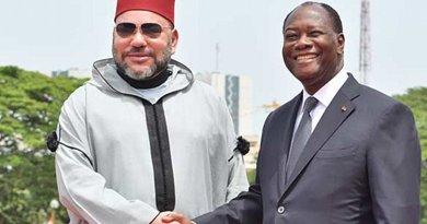 Morocco's King Mohammed VI