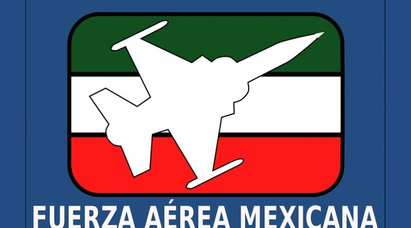 Logo of Mexican Air Force. Source: Wikipedia Commons.