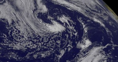Arlene, First Atlantic Tropical Storm Of The Season Forming
