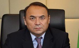 H.E. Shavkat Jamolov (51), Ambassador of Uzbekistan