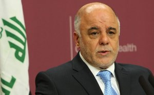 Iraq's Haider al-Abadi. Photo Credit: Foreign and Commonwealth Office, Wikimedia Commons.