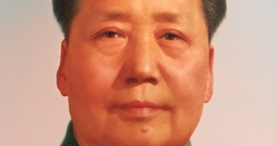 China's Mao Zedong. Photo by Zhang Zhenshi, Wikipedia Commons.