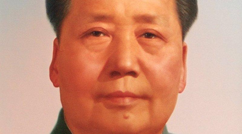 China's Mao Zedong. Photo by Zhang Zhenshi, Wikipedia Commons.