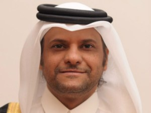 HE Qatar's Ambassador to the Federal Republic of Germany Sheikh Saud bin Abdulrahman Al Thani