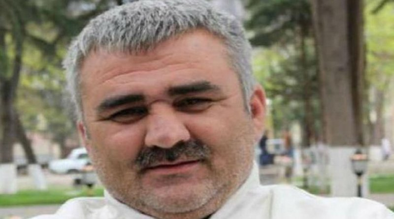 Azerbaijani journalist Afgan Mukhtarli. Photo Credit: RSF