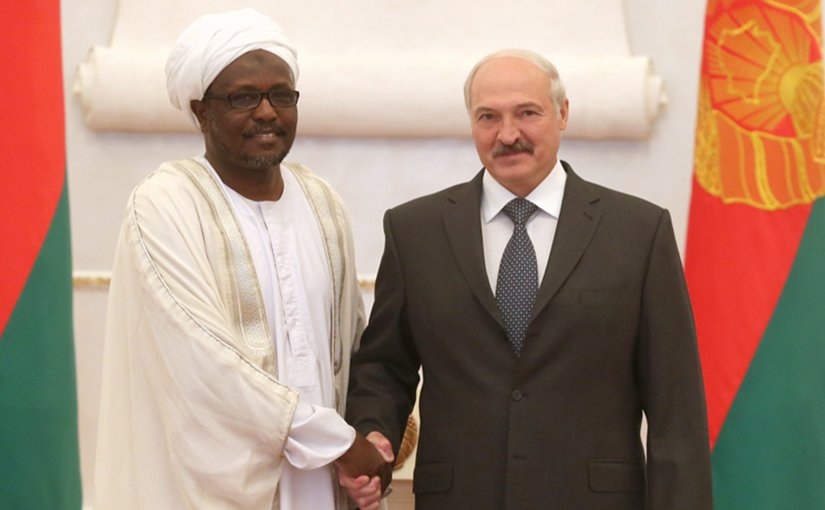 H.E. Mr. Nadir Babiker, Ambassador of Republic of Sudan in