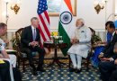 US Defense Chief Mattis Meets With India's PM Modi
