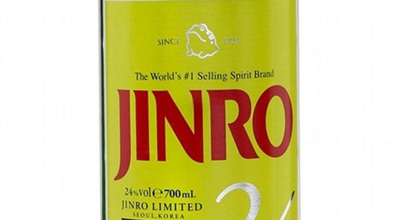 Soju Brand Jinro
