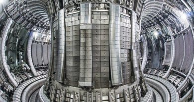 Inside the JET facility. Source: EUROfusion