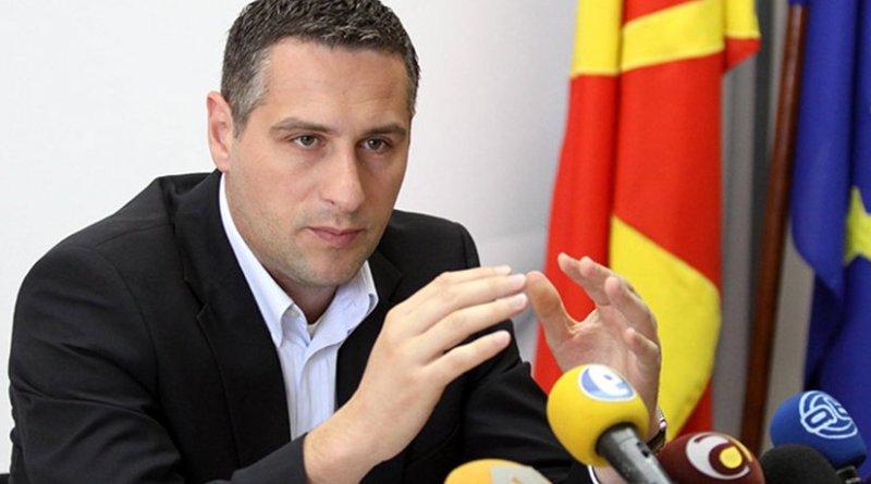 Macedonia's former Health Minister Nikola Todorov. Archive photo: MIA.