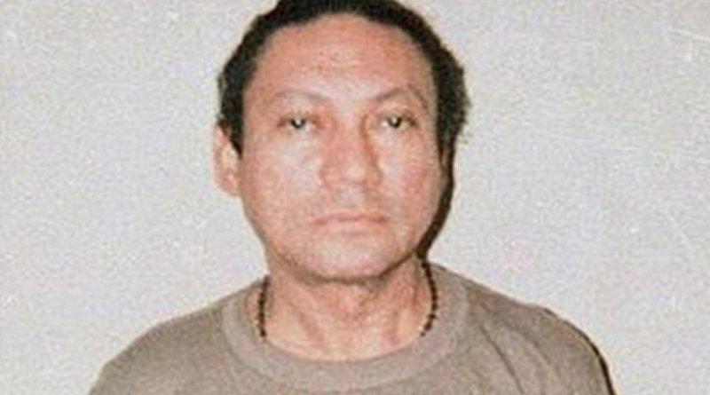 Mug shot of Panama's Manuel Noriega. Photo Credit: U.S. Marshals Service in Miami, Florida, Wikipedia Commons.
