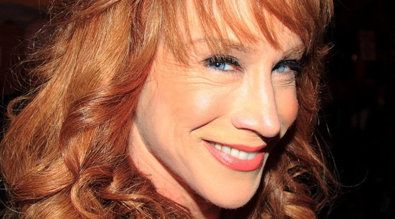 Kathy Griffin. Photo by gdcgraphics, Wikipedia Commons.