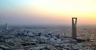 Riyadh, Saudi Arabia. Photo by Muhaidib, Wikimedia Commons.