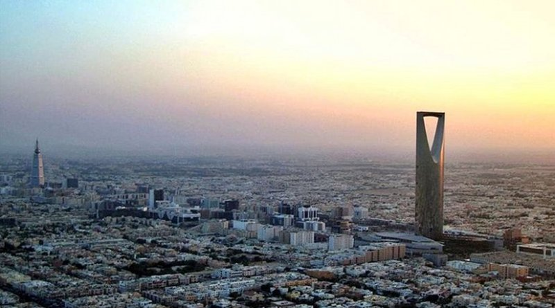 Riyadh, Saudi Arabia. Photo by Muhaidib, Wikimedia Commons.
