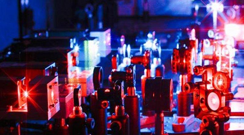 A new single-molecule tracking method based on fluorescence molecular imaging revealed nonrandom motion of DNA molecules. Credit © KAUST Anastasia Khrenova