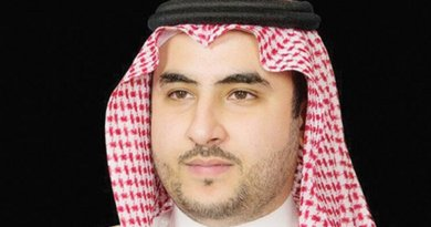 Saudi Arabia's Ambassador Prince Khaled bin Salman. Photo Credit: SPA