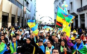 Moroccan Amazigh militants