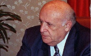 Turkey's Süleyman Demirel. Photo Credit: Pentagon, Wikipedia Commons.