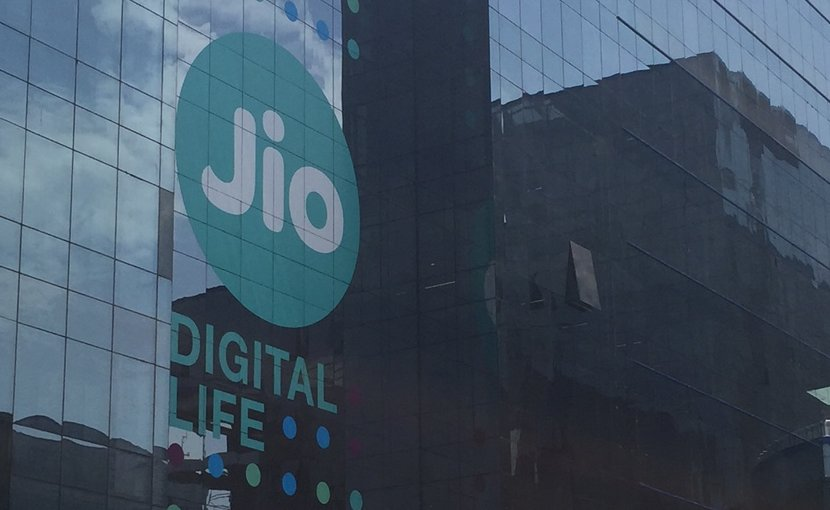 Jio's headquarters in RCP, Navi Mumbai. Photo by Nairspecht, Wikipedia Commons.