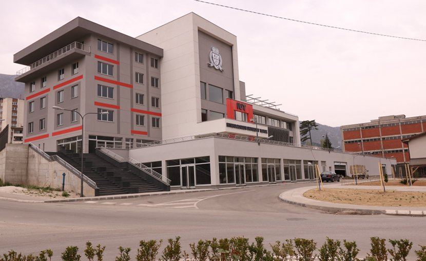 International University Travnik (Bosnia and Herzegovina). Photo Credit: International University Travnik