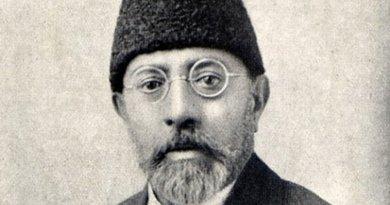 Afghanistan's Mahmud Tarzi. Photo Credit: Wikipedia Commons.