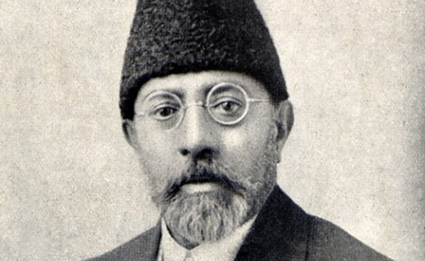 Afghanistan's Mahmud Tarzi. Photo Credit: Wikipedia Commons.