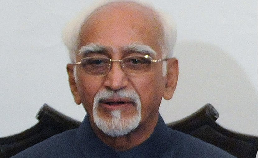 India's Mohammad Hamid Ansari. Photo Credit:Ministerio de Relaciones Exteriores from Perú, Wikipedia Commons.