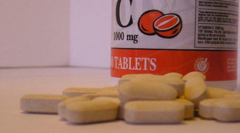 vitamin c tablets pills