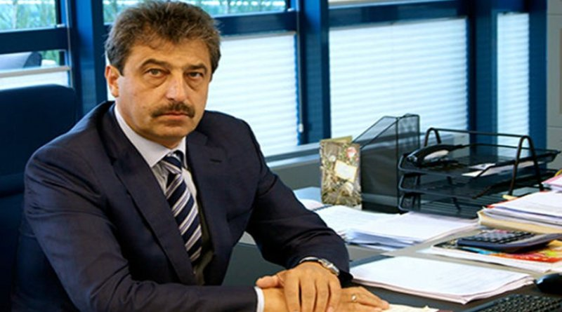 Tsvetan Vassilev. Photo Credit: Tsvetan Vassilev's personal website.