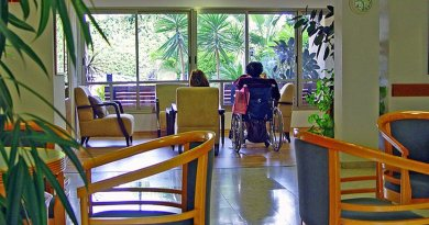A retirement home. Photo by Etan J. Tal, Wikipedia Commons.