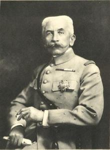 Louis Hubert Gonzalve Lyautey (November 17, 1854 - July 27, 1934) was a French general, Marshall of France, the first Resident-General in Morocco