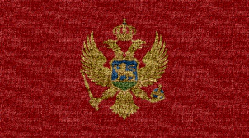 Flag of the Republic of Montenegro