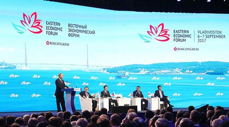 Eastern Economic Forum 2017. Photo: Kremlin.ru
