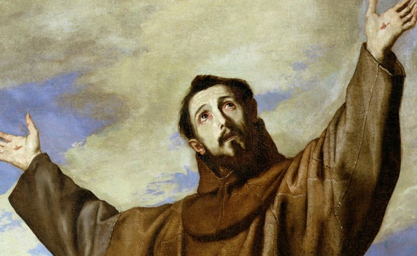700 Year Old Saint Francis Myth Proven Almost True Eurasia Review